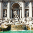 Fontana di Trevi, Roma, Italy — Stock Photo #7569788