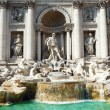 Fontana di Trevi, Roma, Italy — Stock Photo