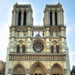 Notre Dame Cathedral - Paris — Stock Photo #7861255