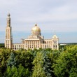 Famous basilica in Lichen, Poland — Stock Photo #7910676