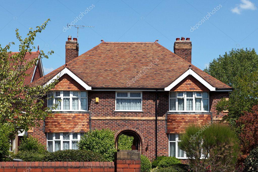 typical english house stock photo wdgphoto 6756912