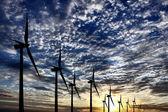 Wind Farm Energy — Stock Photo