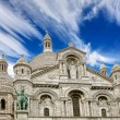 Basilica in Paris - Stock Photo