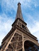 Věž v paříži — Stock fotografie