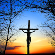 Stock Photo: Holy Cross