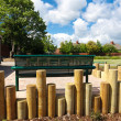 Bench in the park — Stock Photo #7318332