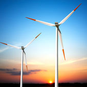 Turbine — Stockfoto