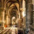 Paris Cathedral - Stock Photo