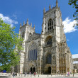 Cathedral in York - UK - Stock Photo