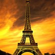 Paris Love City — Stock Photo