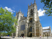 Cathedral in York - UK — Stock Photo