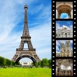 Beautiful Paris — Stock Photo