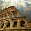 Great Colosseum in Rome — Stock Photo #7589168