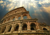 Great Colosseum in Rome — Stock Photo
