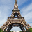 Symbol of Paris — Stock Photo