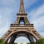 Symbol of Paris — Stock Photo