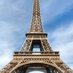 Symbol of Paris, France — Stock Photo