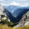 Stock Photo: Mountain landscape in Slovenia