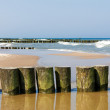 Stockfoto: Breakwater