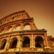 Ancient RomColosseum — Stock Photo #7681818