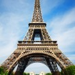 Tower in Paris - Stock Photo