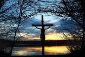 Kutsal haç — Stok fotoğraf