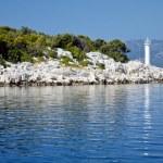Coastline with lighthouse — Stock Photo #7776754