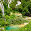 Plitvice lakes — Stock Photo #7786401