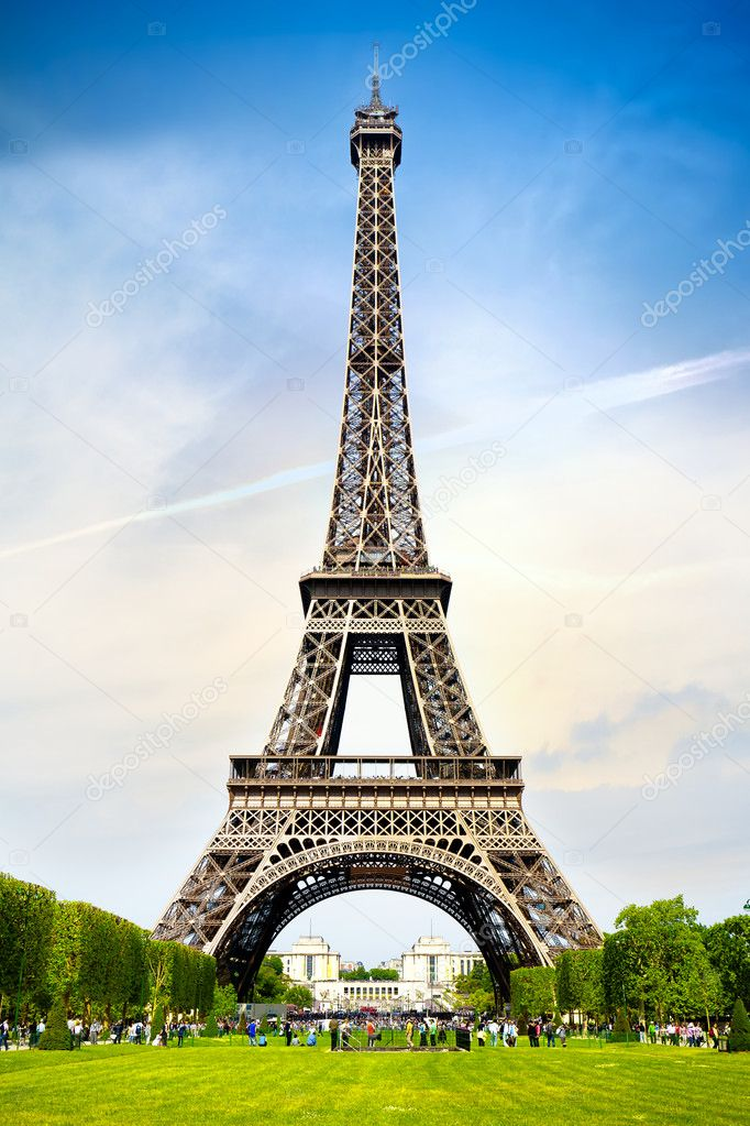 Majestic Tower — Stock Photo #7859083