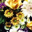 Bouquet flowers — Stock Photo #7955020