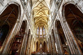 Prag katedrali — Stok fotoğraf