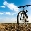 Stock Photo: Bike