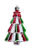 Christmas decorations Christmas tree — Stock Photo