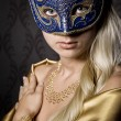 Woman in mask — Stock Photo #6866841