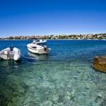 Croatian coastline — Stock Photo