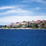 Croatia coastline — Stock Photo