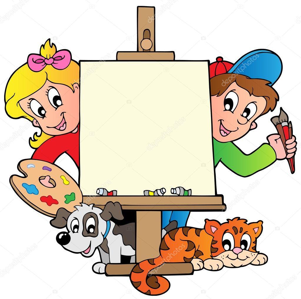 картинки для детей рисовать