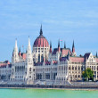 Budapest, building of Parliament, Hungary. — Foto de stock #7498605