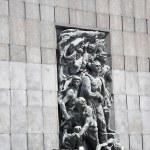 Sehenswürdigkeiten von Warschau — Stockfoto