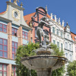 Famous cities in  Poland - Gdansk - Danzig. — Stockfoto