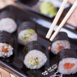 Sushi set — Stock Photo #6976769