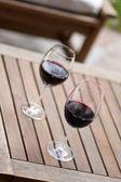 Vinho tinto — Fotografia Stock