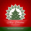 Christmas background — Stock Vector #7687331