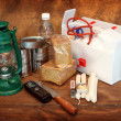 Items for emergency - Stock Photo