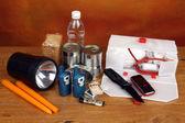 Elementi per emergenza — Foto Stock