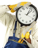 Time for work concept — Stock Photo