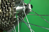 Bicycle gear — Stock Photo