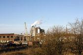 Fabrika - kurumsal — Stok fotoğraf