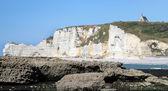 Etretat - Normandie - France — Stock Photo