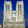 Royalty-Free Stock Photo: Notre dame de Paris - France